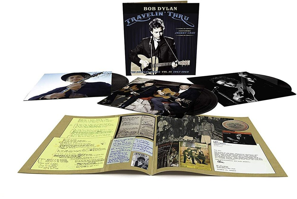 Bob Dylan - Travelin' Thru, Featuring Johnny Cash: The Bootleg Series, Vol. 15