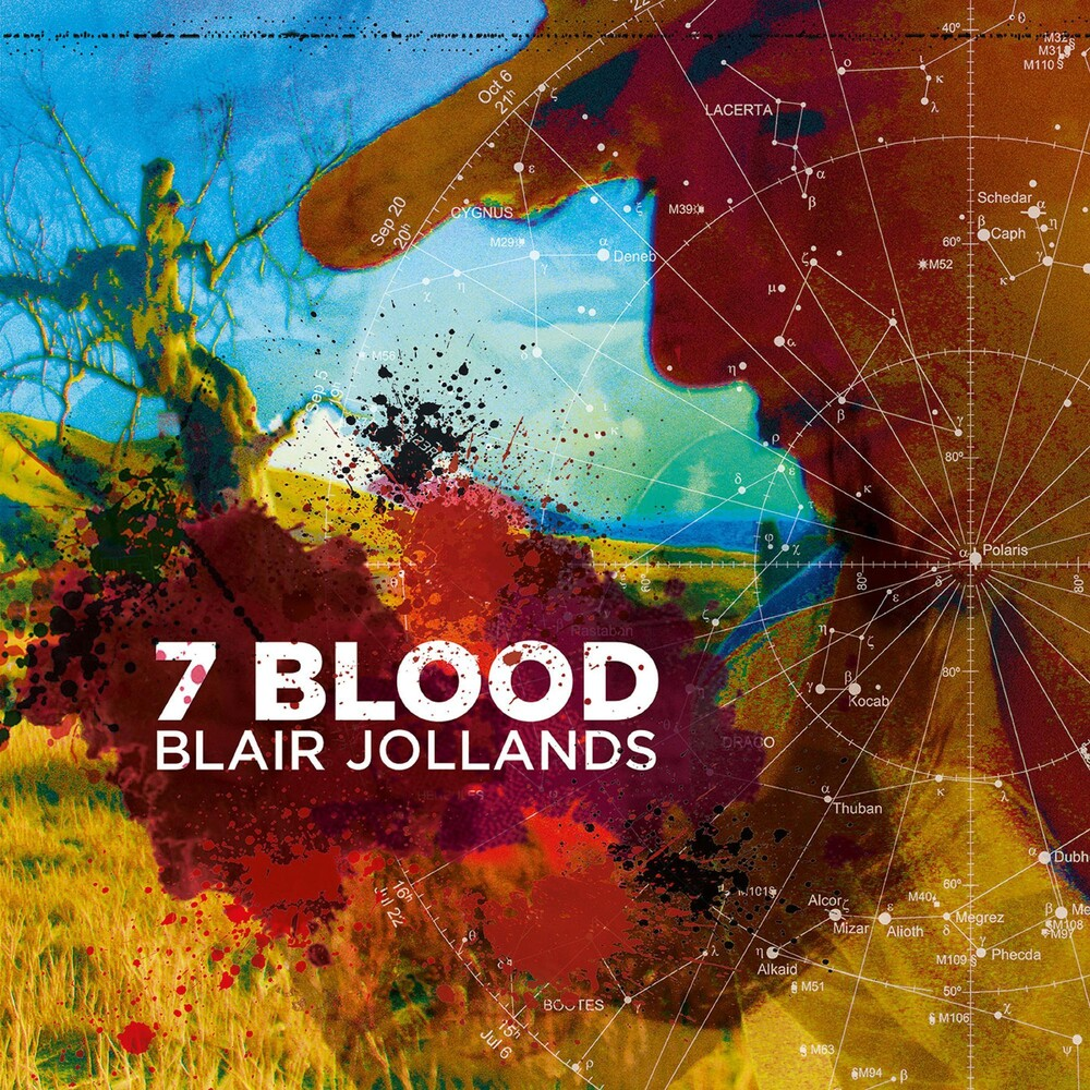 Blair Jollands - 7 Blood