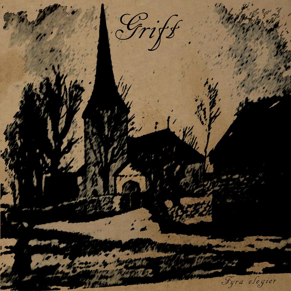 Grift - Fyra Elegier
