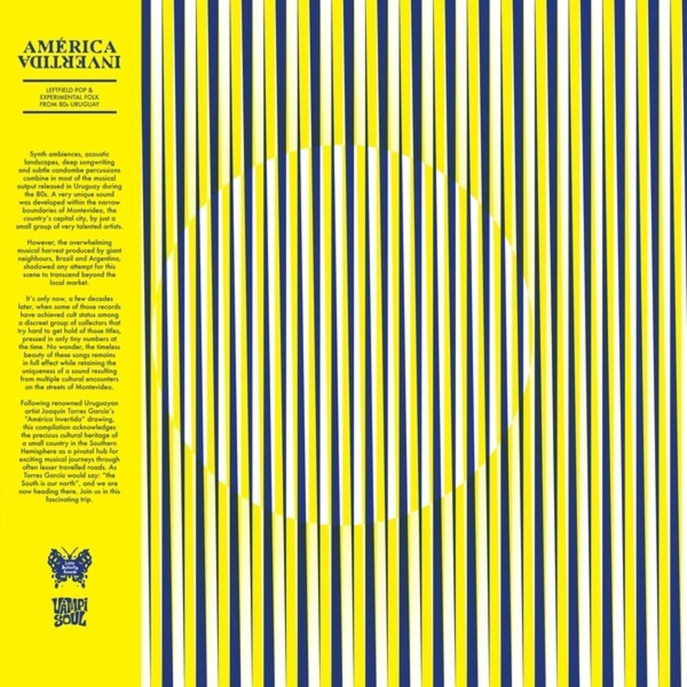 America Invertida / Various - America Invertida / Various