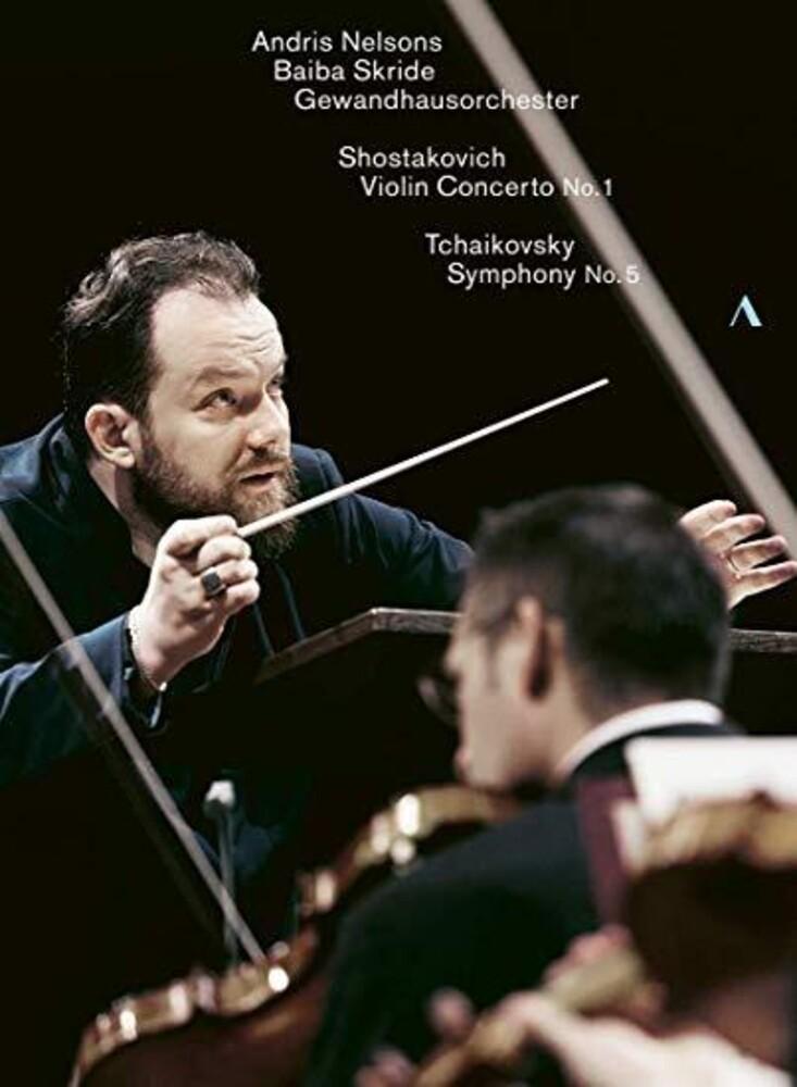 Shostakovich / Nelsons / Feudel - Violin Concerto / Symphony 5