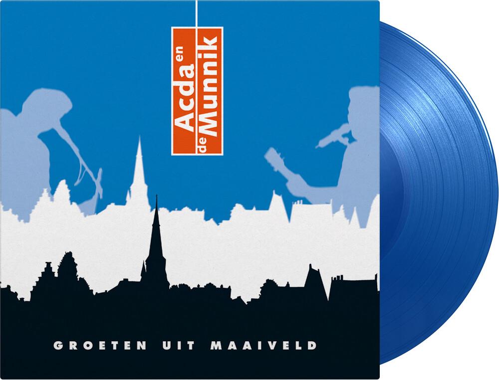Acda & De Munnik - Groeten Uit Maaiveld (Blue) (Ogv)