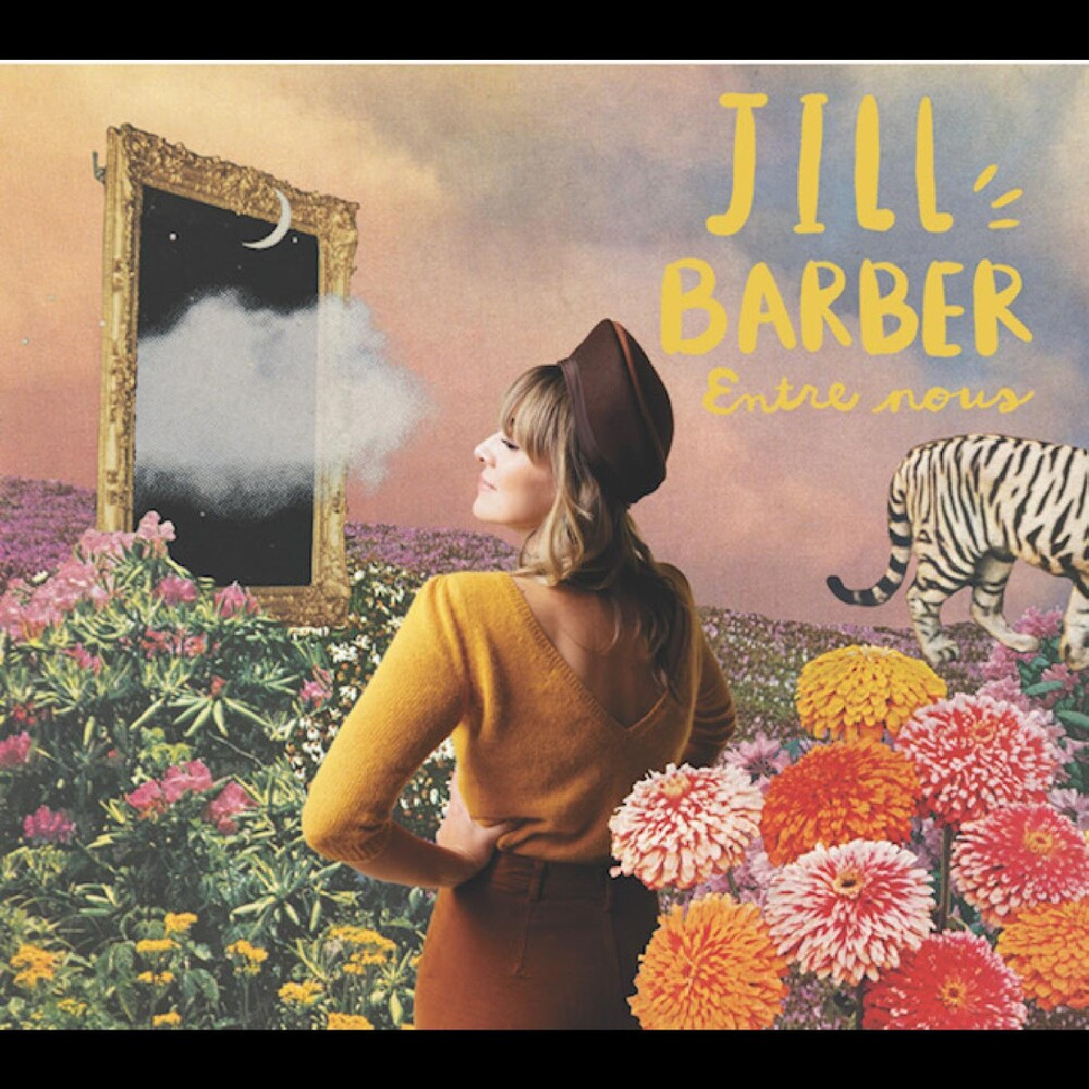 Jill Barber - Entre Nous (Mimosa Coloured Vinyl) (Colv)