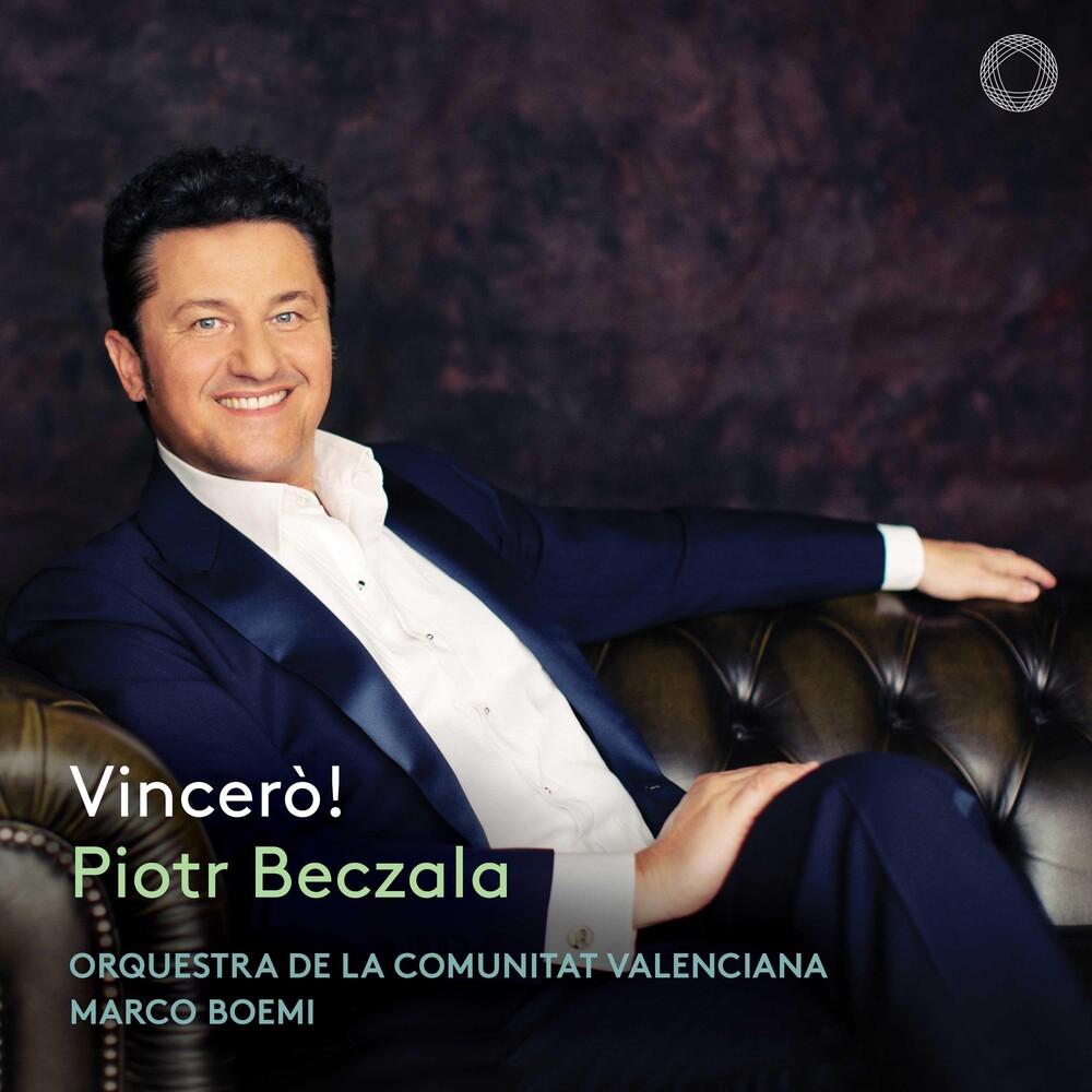 Piotr Beczala - Vincero (Hybr)