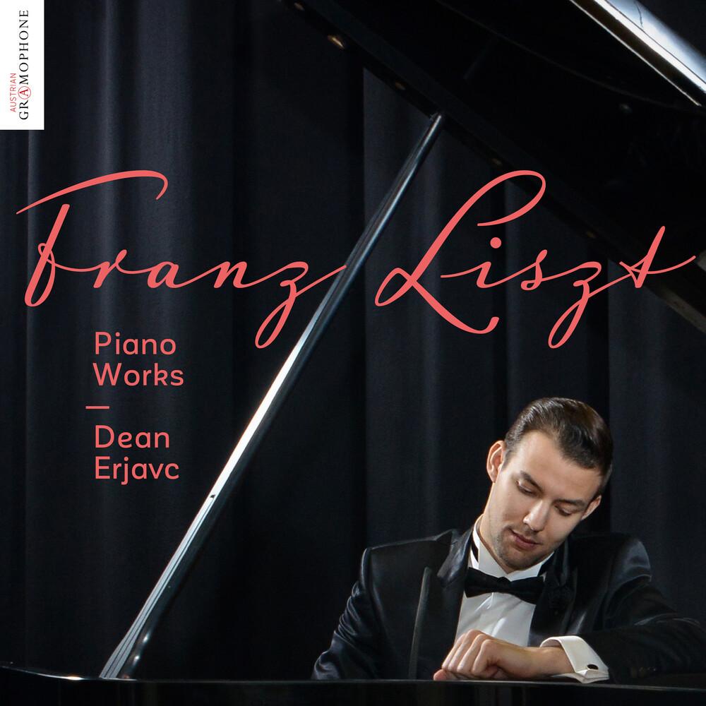 Listz / Dean Erjavc - Piano Works