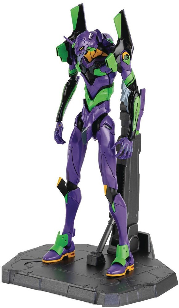 THREEZERO - THREEZERO - Robo-Dou Evangelion Test Type-01 Collectible Figure (Net)