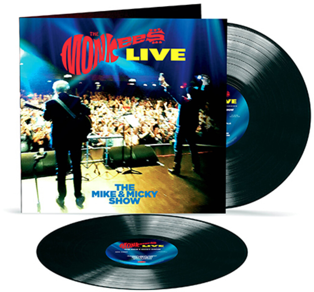 The Monkees - The Mike & Micky Show Live [LP]