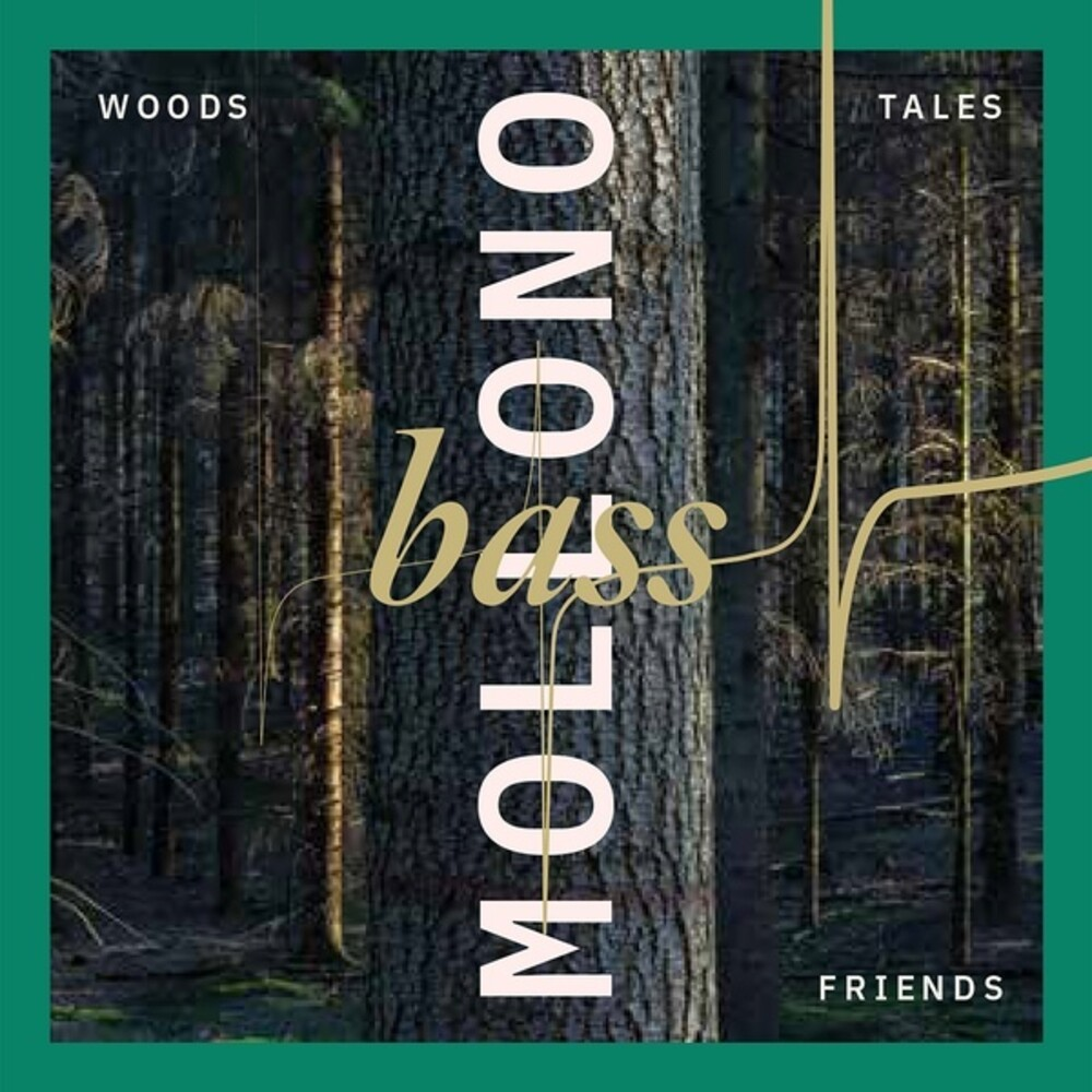 Mollono Bass - Woods Tales & Friends (2pk)