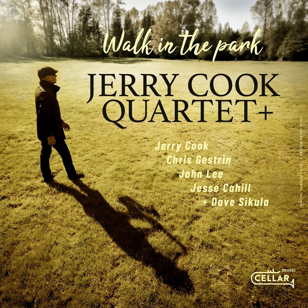 Jerry Cook - Walk In The Park