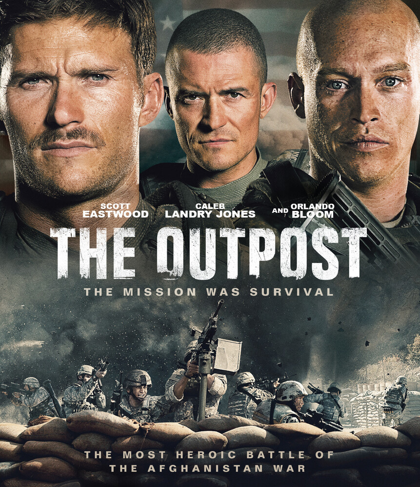 The Outpost Blu-ray - Outpost