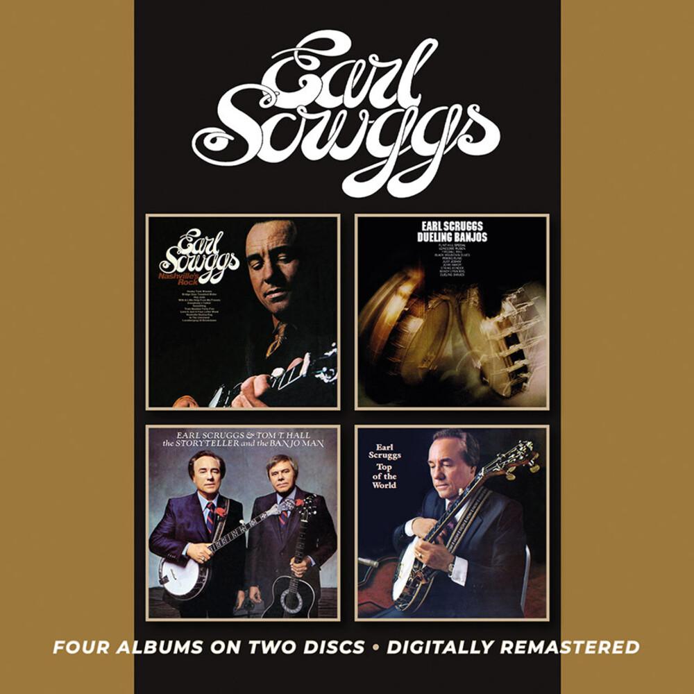 Earl Scruggs - Nashville's Rock / Dueling Banjos / Storyteller &