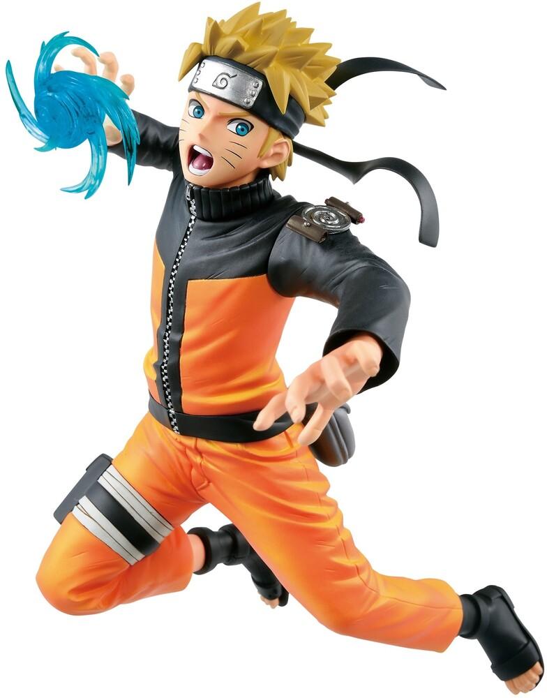 Banpresto - BanPresto - Naruto Shippuden Vibration Stars Uzumaki Naruto Figure