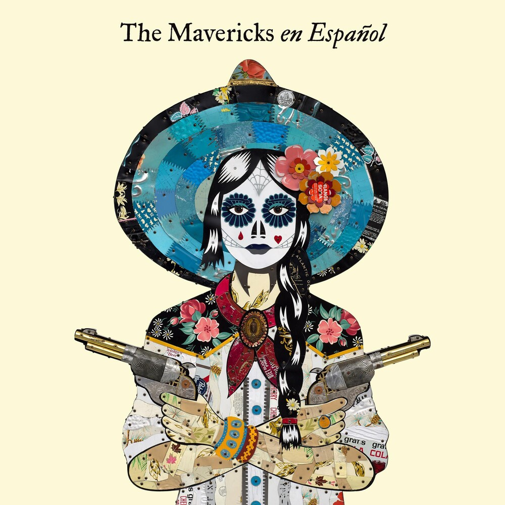 The Mavericks - En Español [Indie Exclusive Limited Edition Cyan Blue Marble Mix LP]