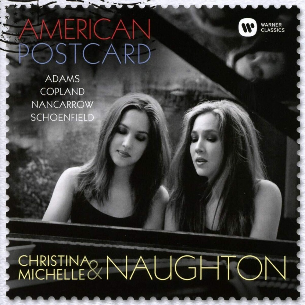 Christina Naughton / Naughton,Michelle - American Postcards