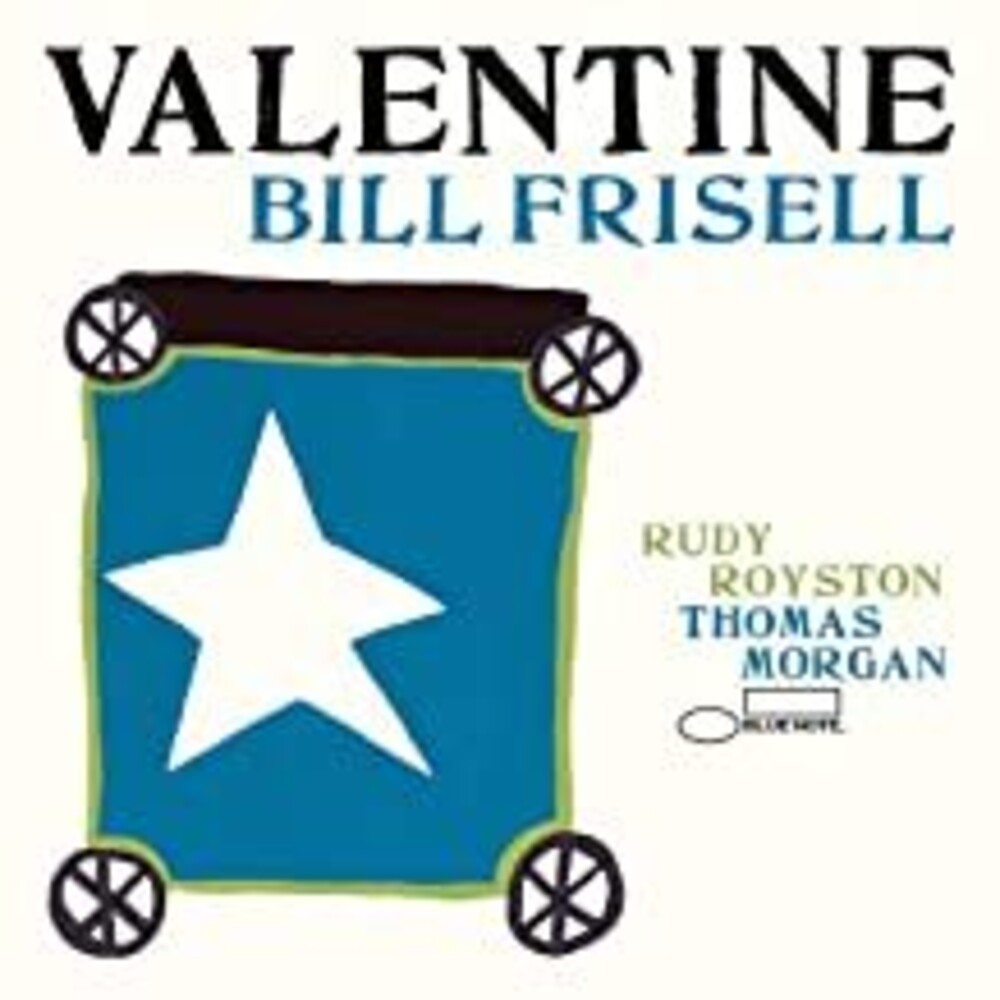 Bill Frisell - Valentine [2LP]