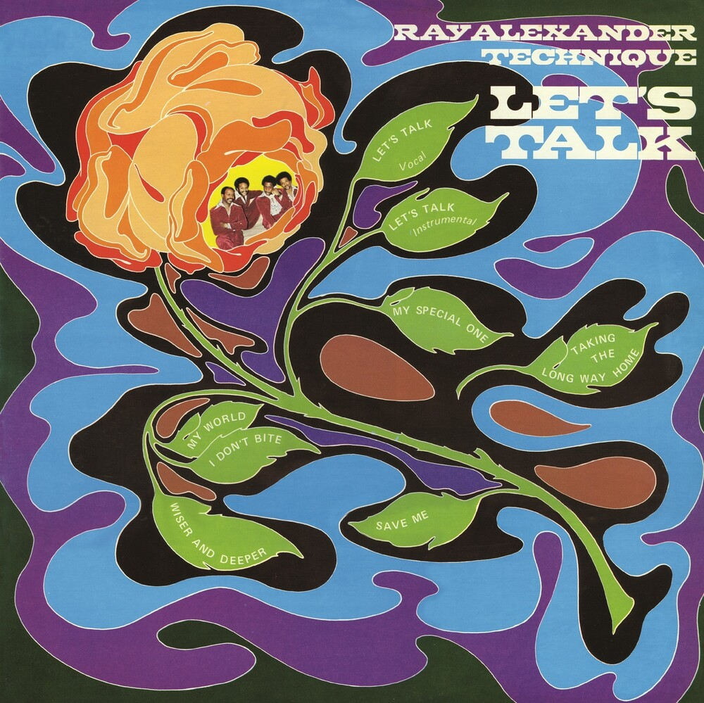 Ray Alexander Technique - Let's Talk