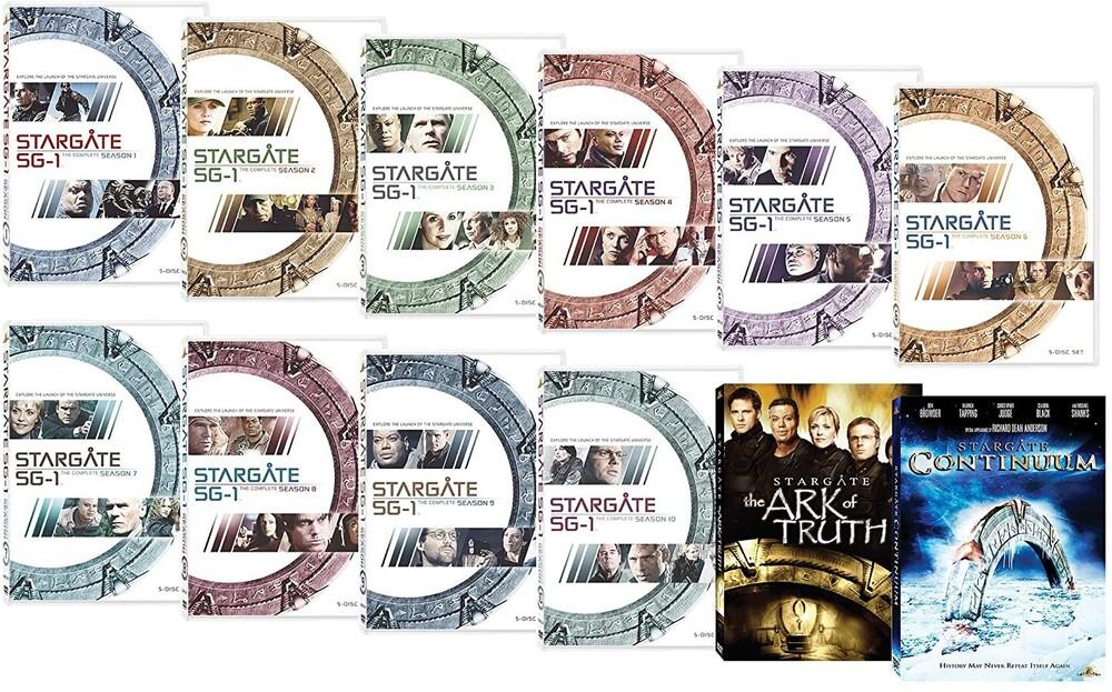- Stargate Sg-1 (12pc) / (Box Gift Shrk Btb)