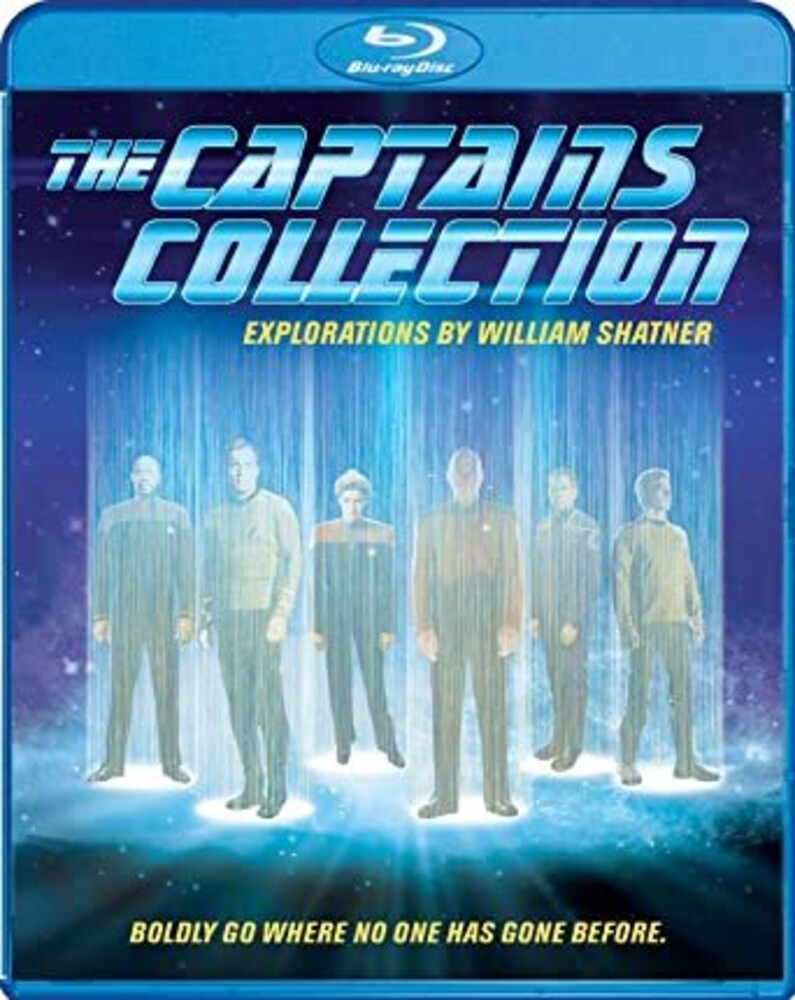 Captains Collection - Captains Collection (4pc) / (Box)
