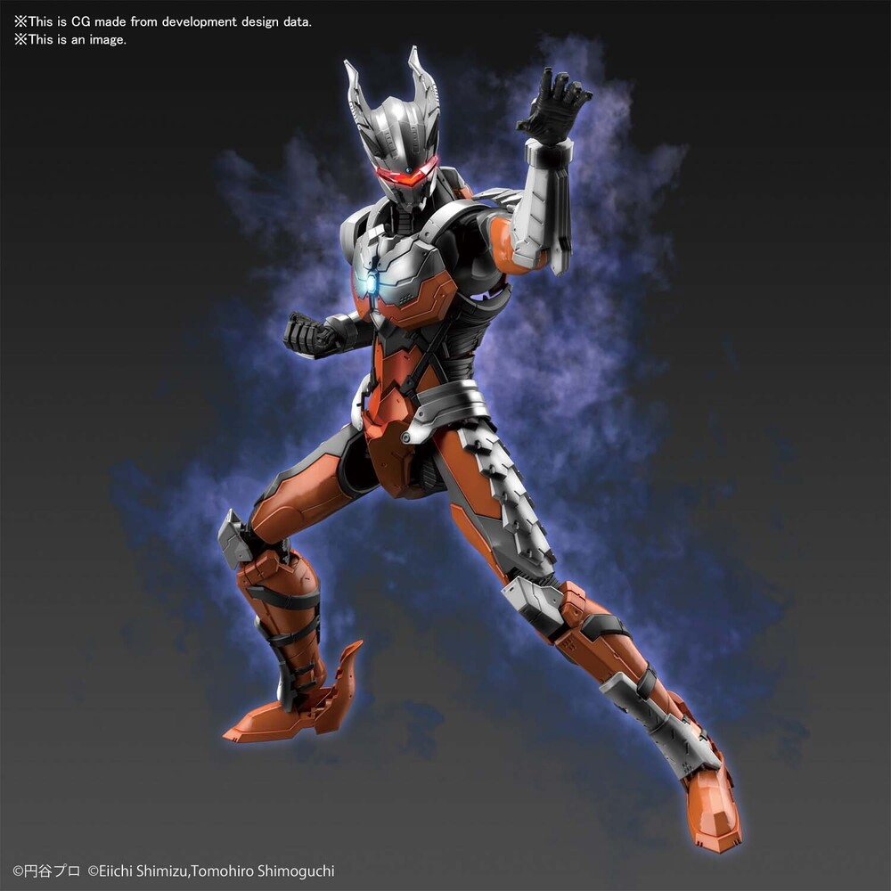 Bandai Hobby - Bandai Hobby - Ultraman Suit Darklops Zero (Action Version), BandaiSpirits Figure-rise Standard