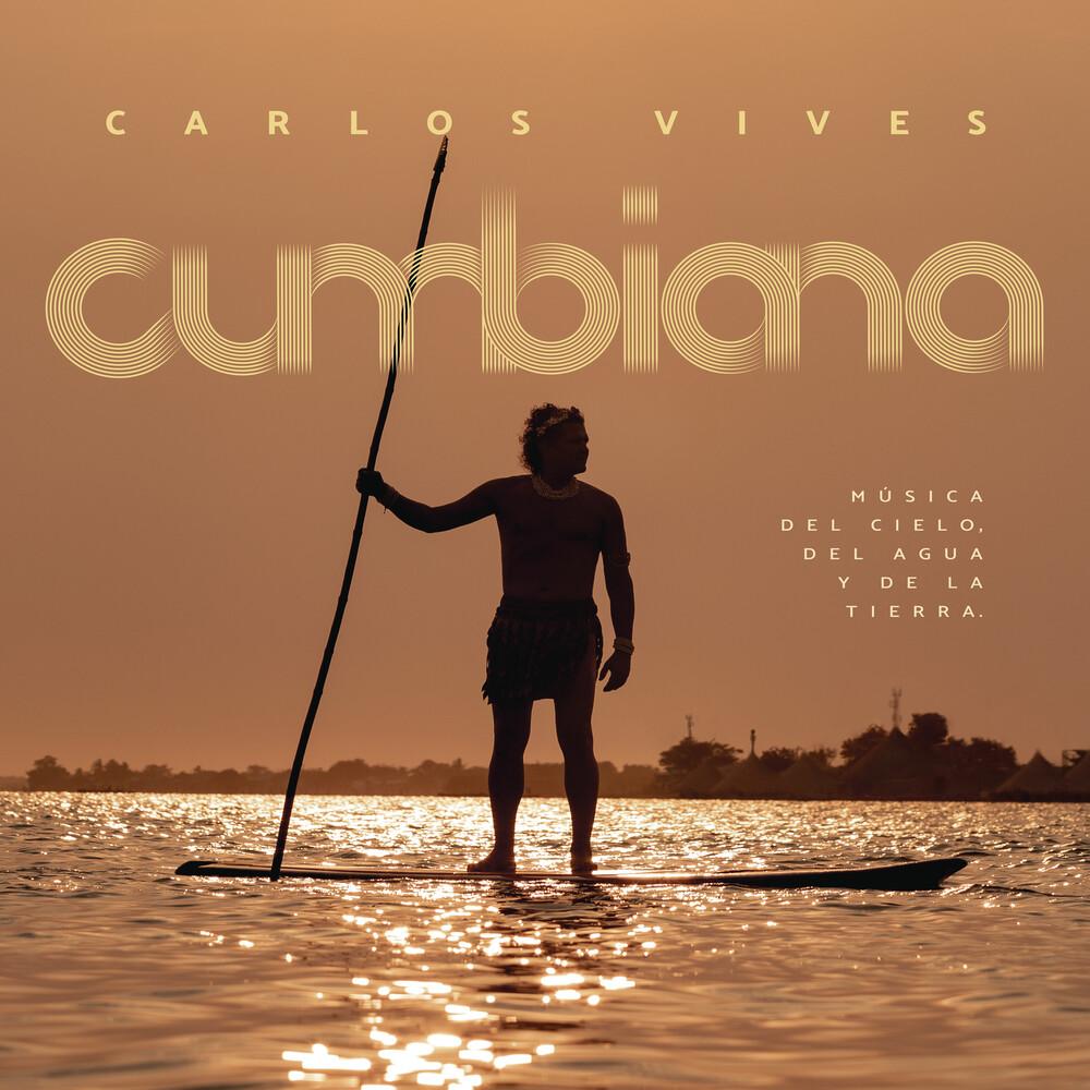 Carlos Vives - Cumbiana (Gate) (Ofv)