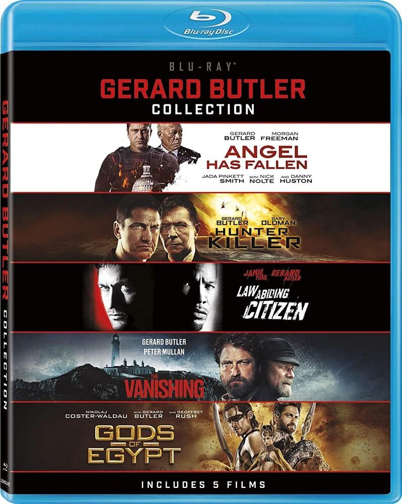 Gerard Butler 5 Pack - Gerard Butler 5 Pack (2pc)