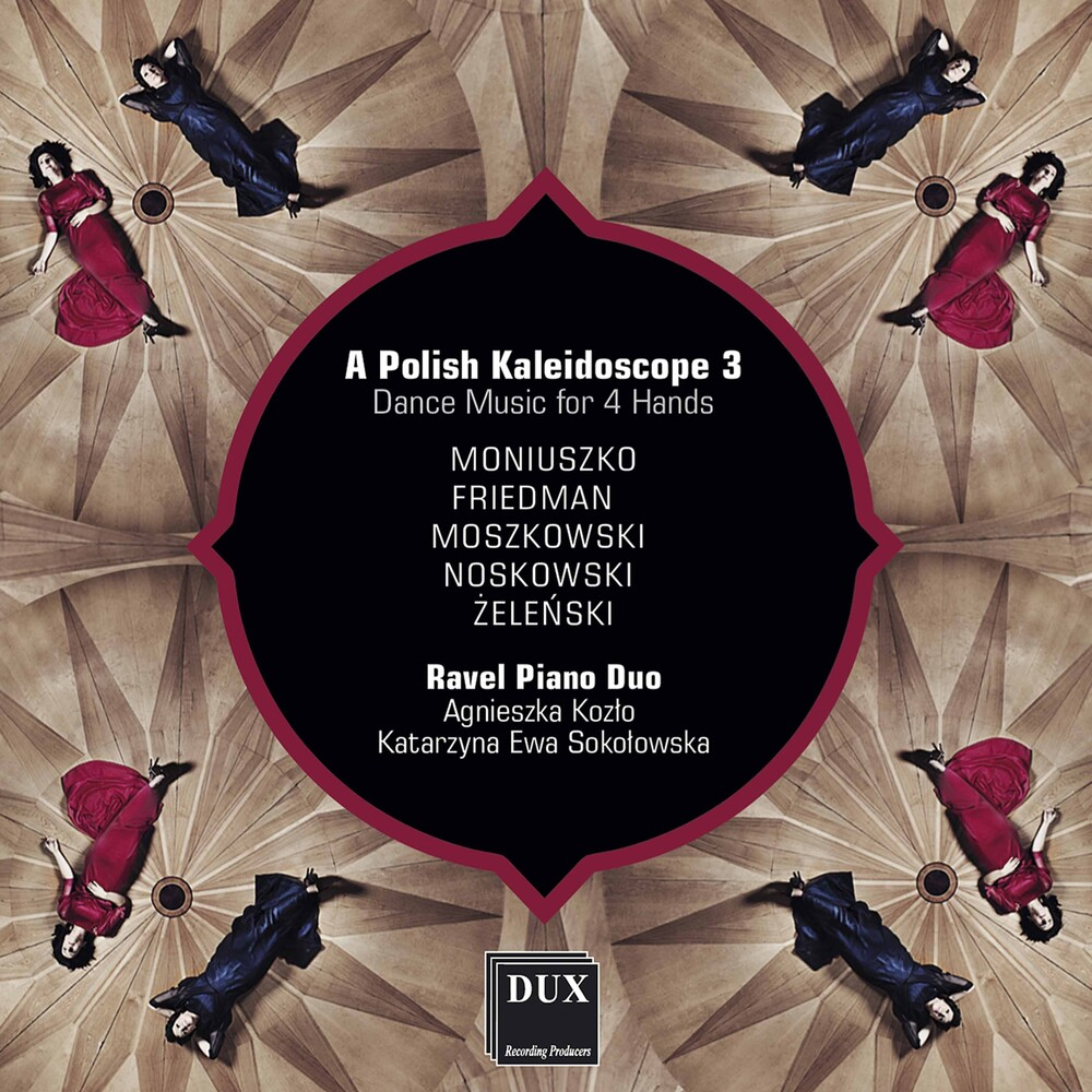 Ravel Piano Duo - Polish Kaleidoscope 3 / Various