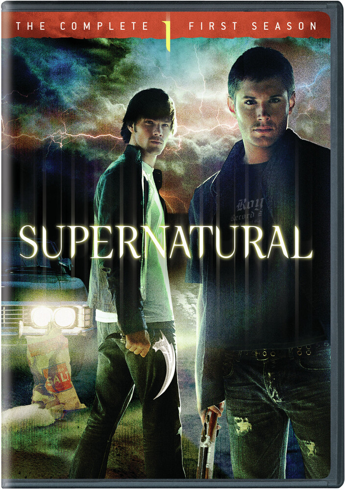 Nicki Lynn Aycox - Supernatural: First Season (6pc) / (Box Rpkg)