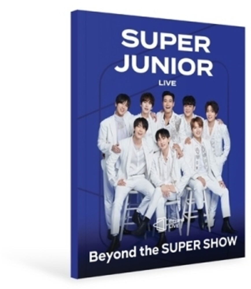 - Beyond Live Brochure Super Junior (Beyond Super)