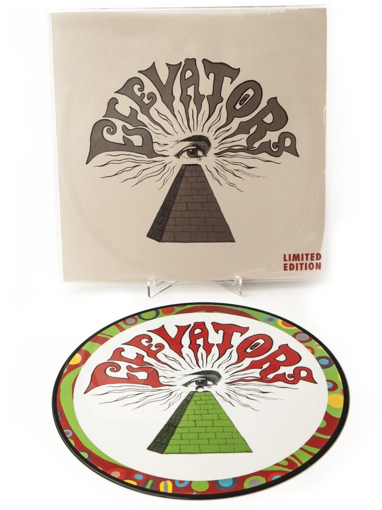 The 13th Floor Elevators - You're Gonna Miss Me [10in Picture Disc LP]