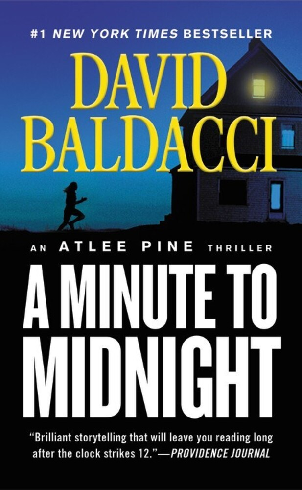Baldacci, David - A Minute to Midnight: An Atlee Pine Thriller