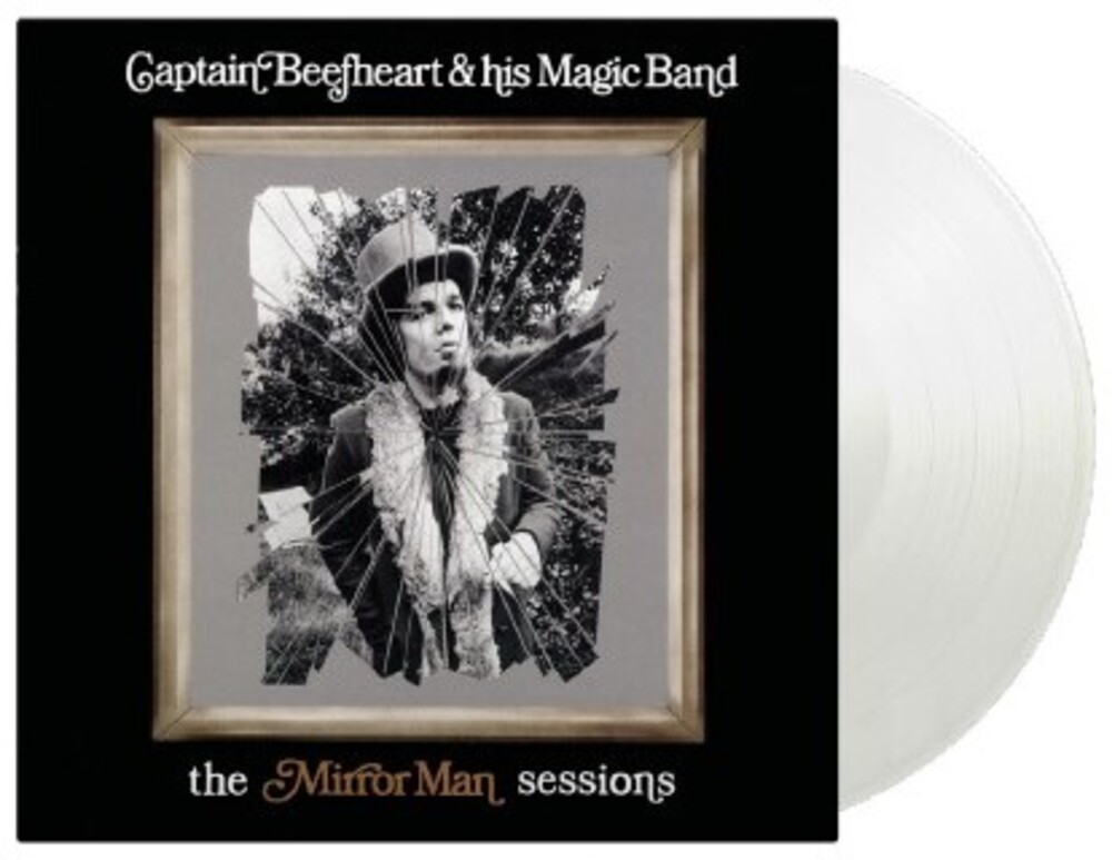 Captain Beefheart & His Magic Band - Mirror Man Sessions [Limited 180-Gram Crystal Clear Vinyl]