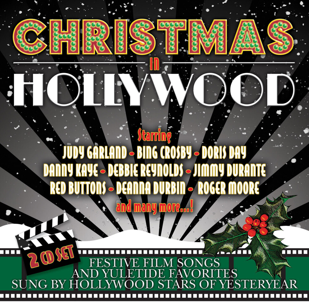 Christmas In Hollywood / Various - Christmas In Hollywood / Various (Uk)