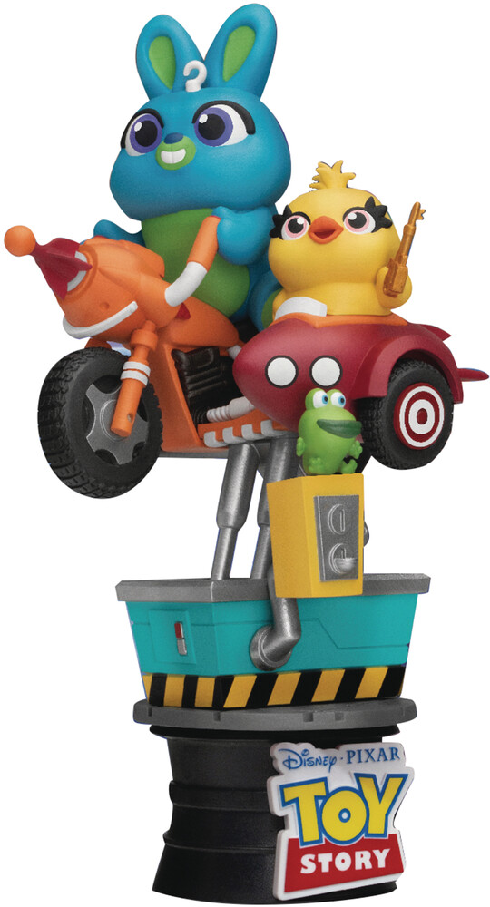 Beast Kingdom - Beast Kingdom - Coin Ride DS-062 Bunny & Ducky D-Stage Series 6 Statue