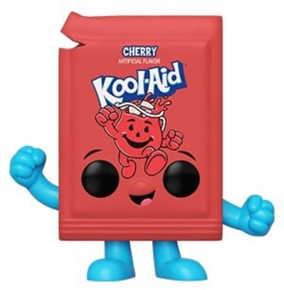 Funko Pop!: - FUNKO POP!: Kool Aid- Original Kool Aid Packet