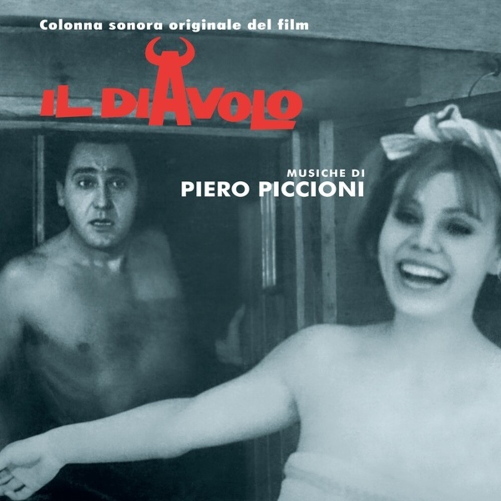 Il Diavolo / OST - Il Diavolo (To Bed or Not to Bed ) (Original Motion Picture Soundtrack)