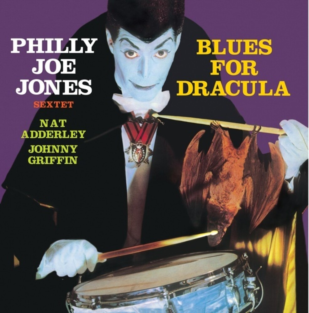 Philly Jones Joe - Blues For Dracula