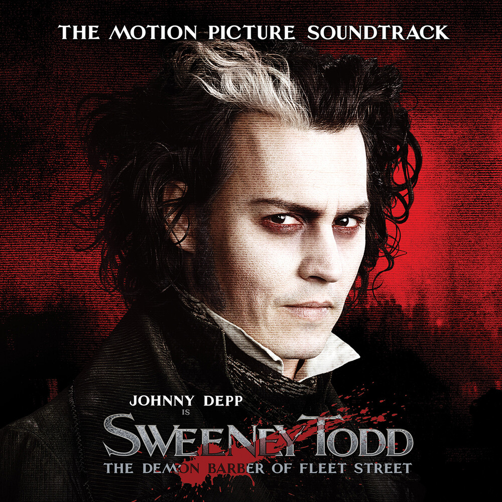 Stephen Sondheim - Sweeney Todd (Motion Picture Soundtrack)