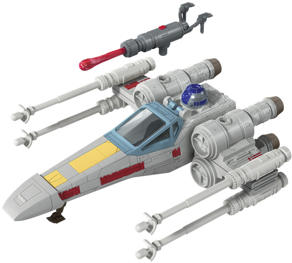 SW Mission Fleet Stellar Xwing - Hasbro Collectibles - Star Wars Mission Fleet Stellar Wing