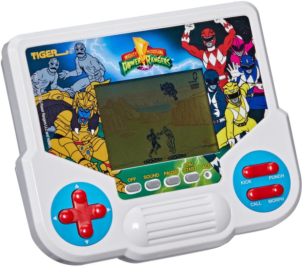 Tiger Electronics Power Rangers Edition - Hasbro Gaming - Tiger Electronics Power Rangers Edition