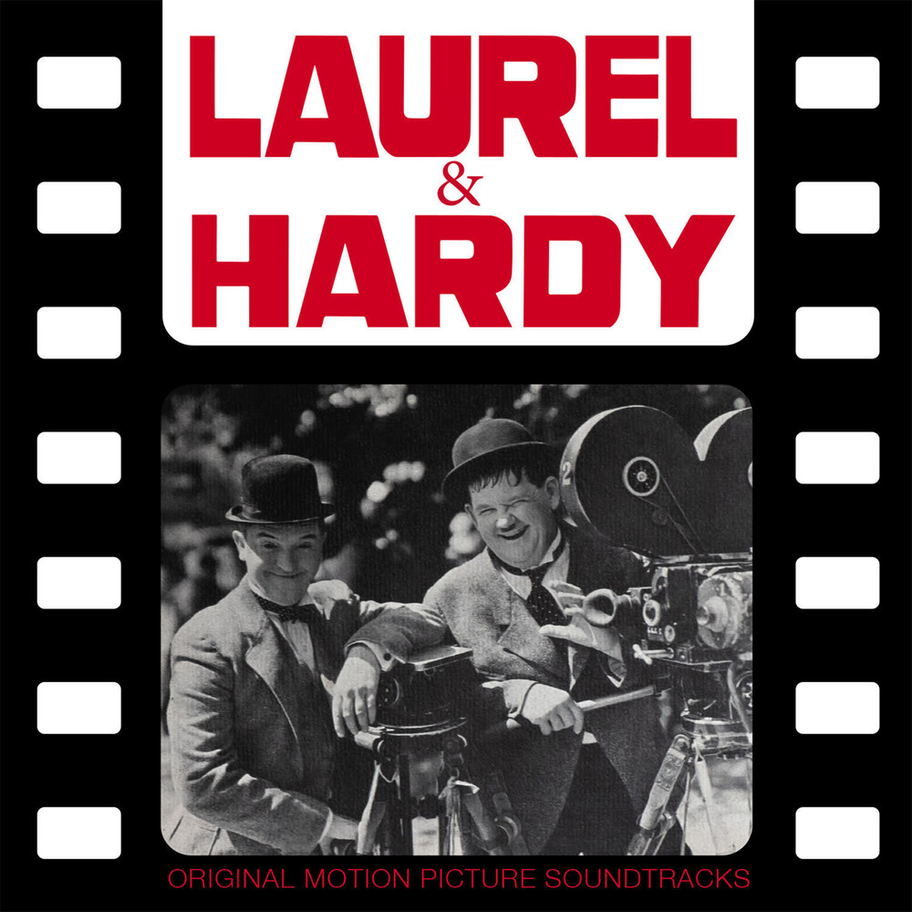 Laurel & Hardy / Original Motion Picture - Laurel & Hardy / Original Motion Picture