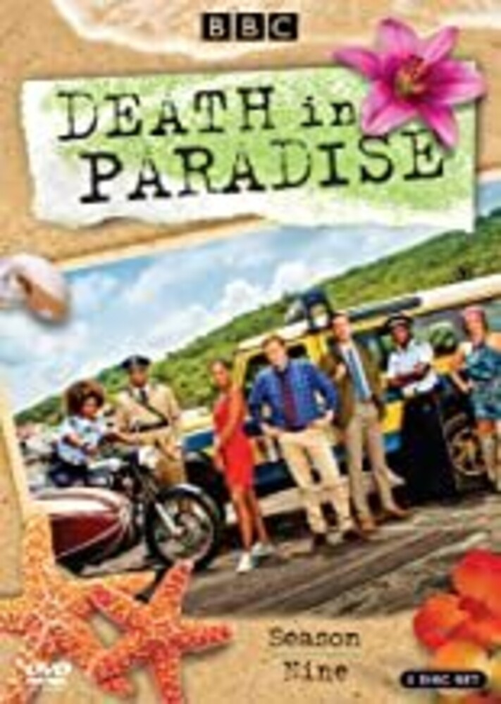 Death in Paradise: Season Nine - Death in Paradise: Season Nine