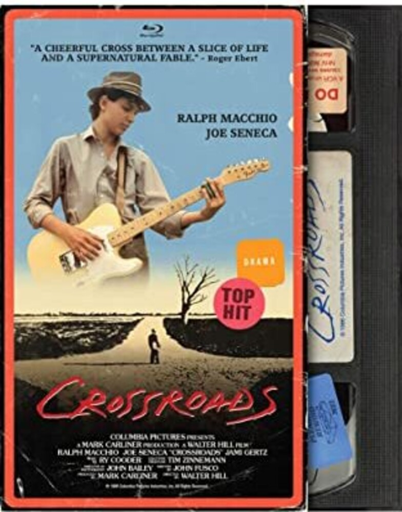 Crossroads - Crossroads (Retro VHS Packaging)