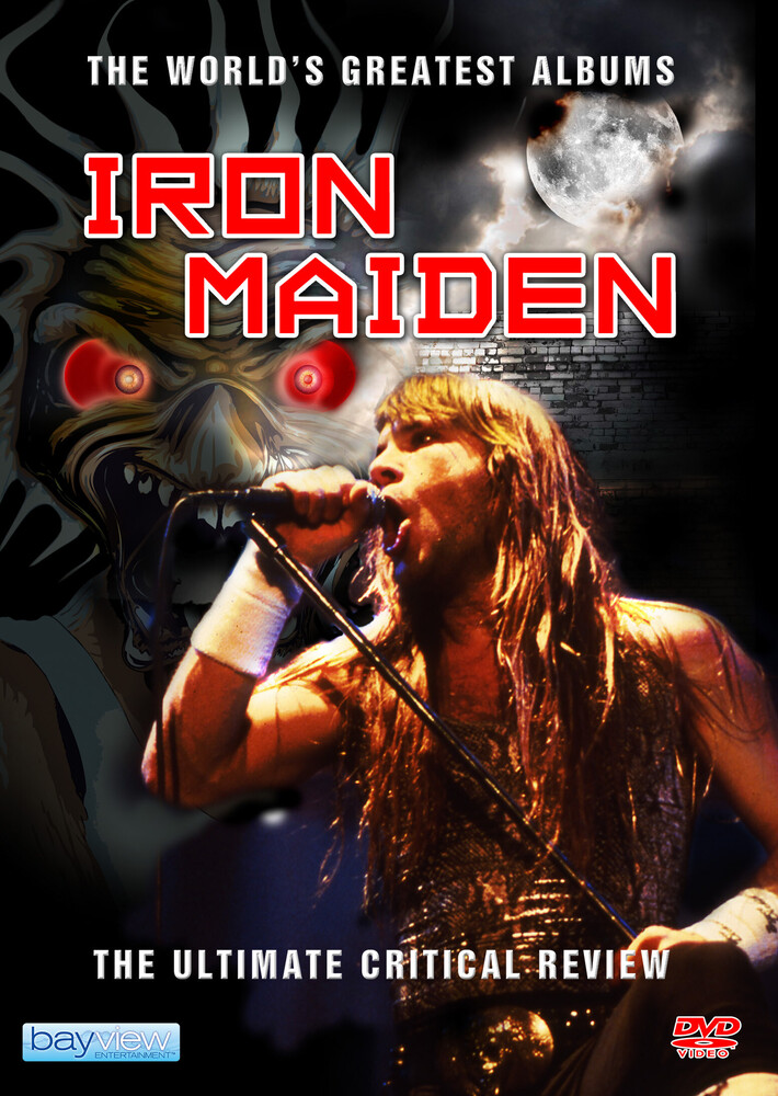 Iron Maiden: Ultimate Critical Review - Iron Maiden: Ultimate Critical Review