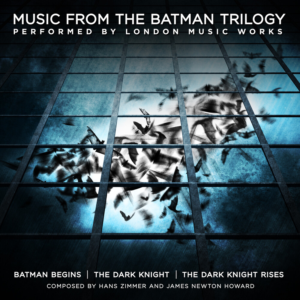 City Of Prague Philharmonic Orchestra Ltd Ylw - Music From The Batman Trilogy (Yellow Vinyl) [Limited Edition]