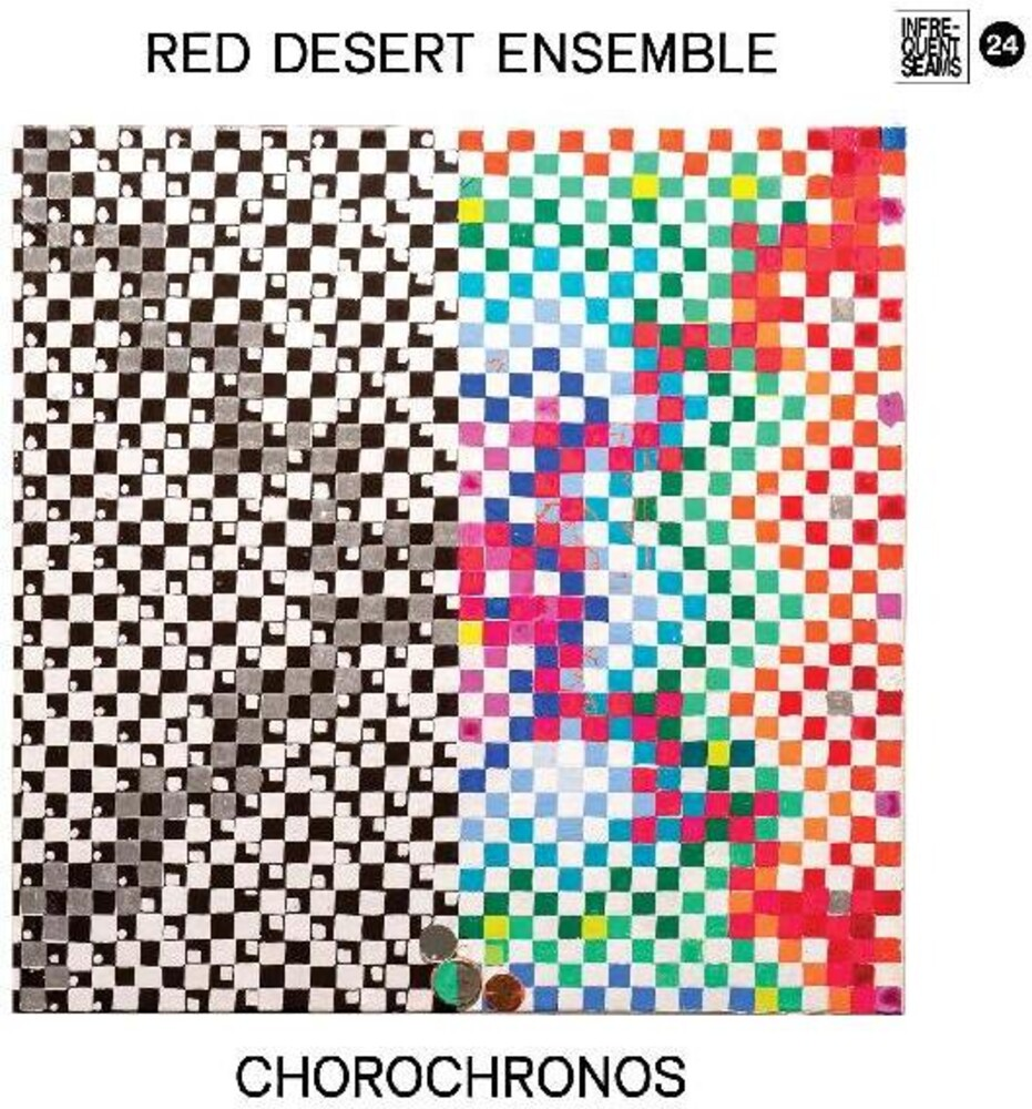Red Desert Ensemble - Chorochronos