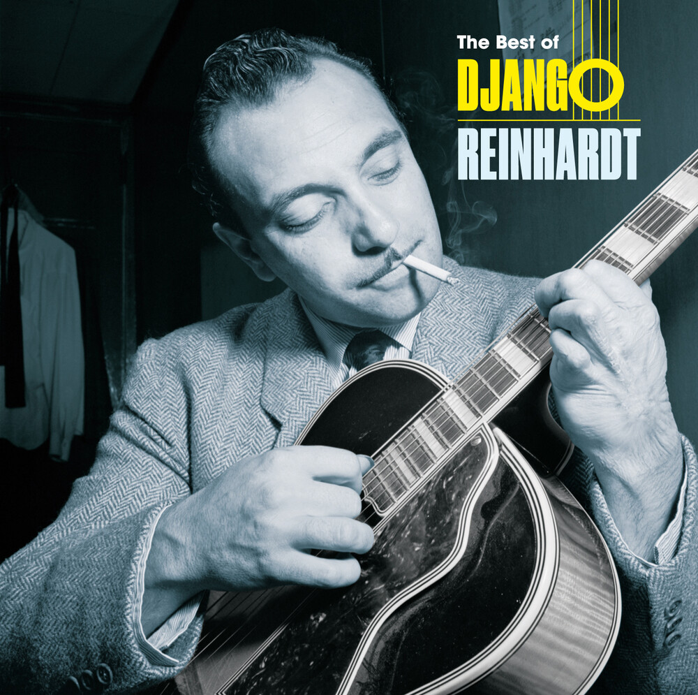 Django Reinhardt - Best Of [Includes Bonus Tracks]