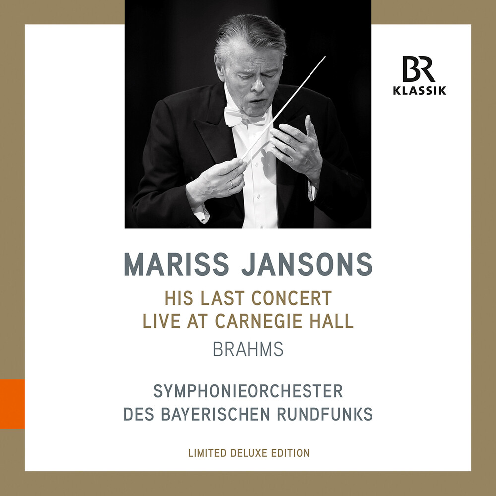 Brahms / Jansons - His Last Concert At Carnegie