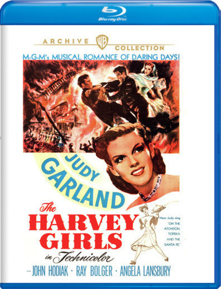 Harvey Girls - The Harvey Girls
