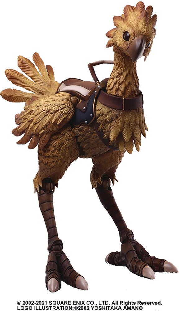- Square Enix - Final Fantasy XI Bring Arts Chocobo