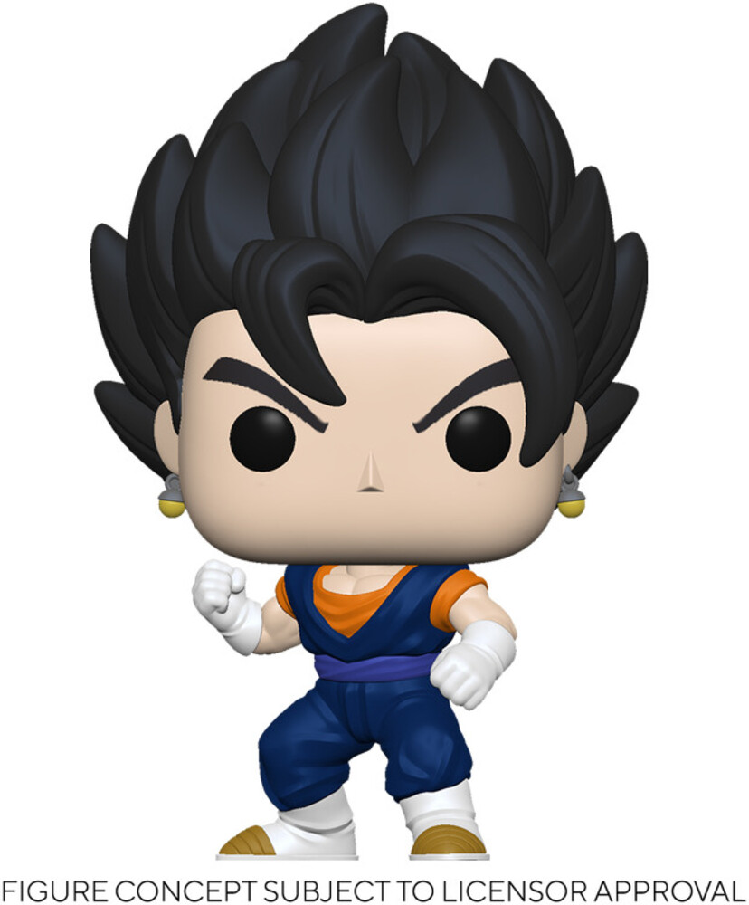 - Dragon Ball Z - Vegito